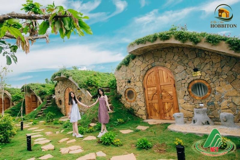 Homestay Hobbiton Mộc Châu