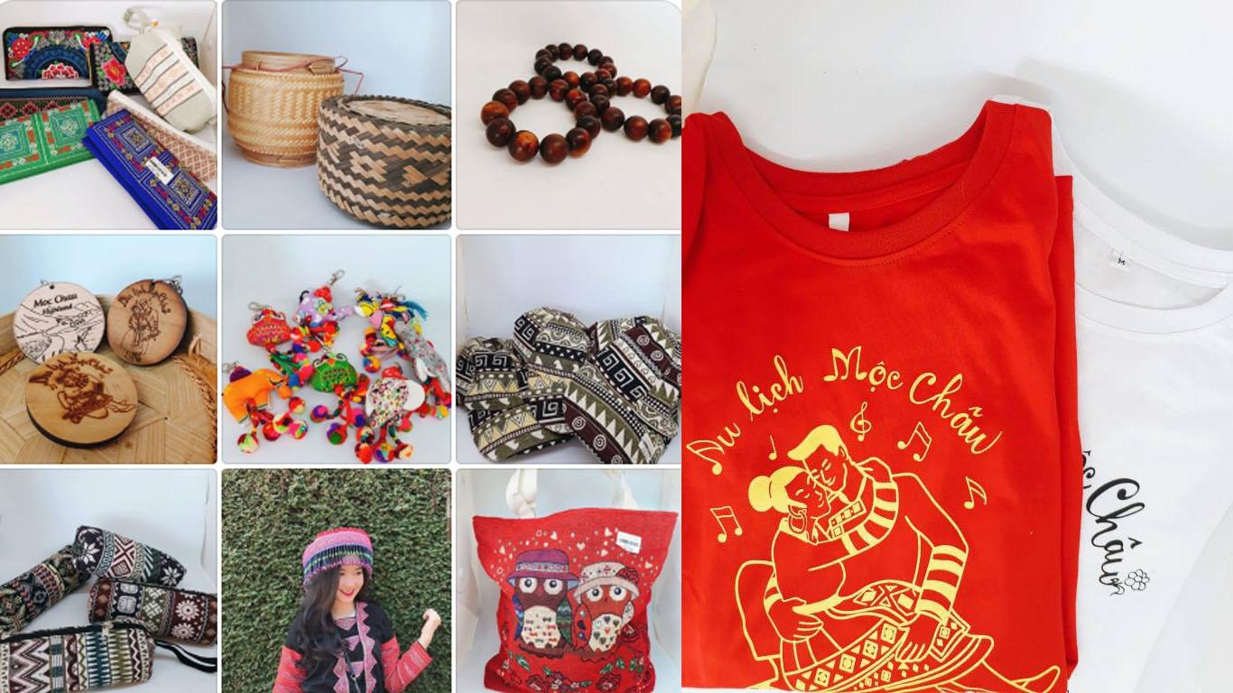 Nhớ mua những món quà lưu niệm Mộc Châu tuyệt vời này khi đi du lịch